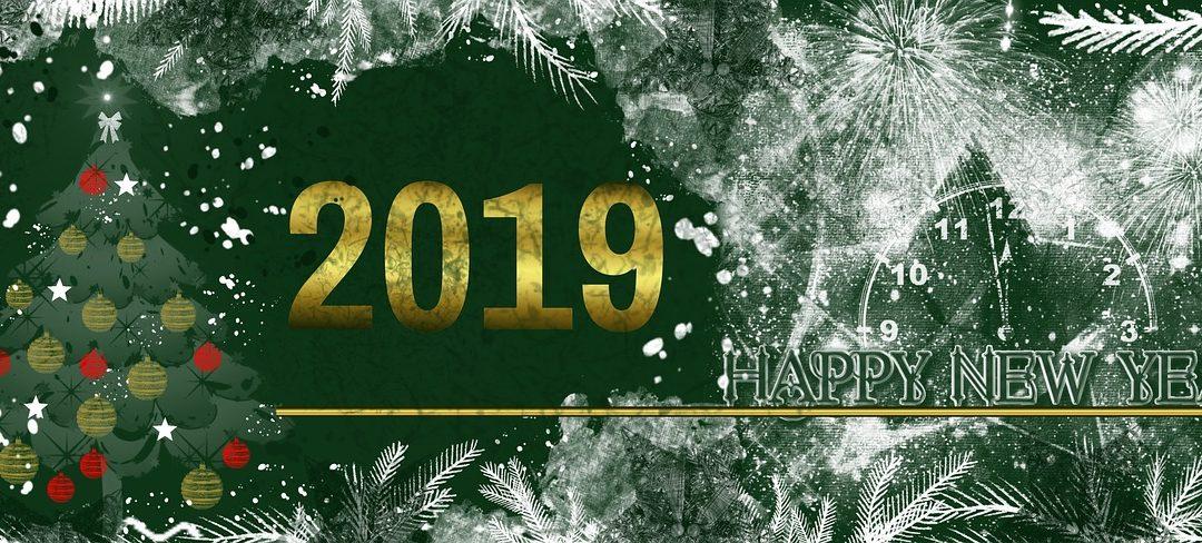 De Meent wenst u een gelukkig en gezond 2019