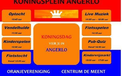 Oranjefeest 2019