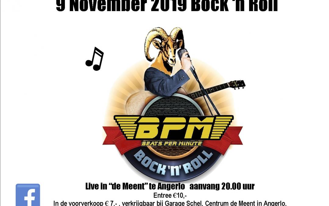 BOCK 'N ROLL november 2019
